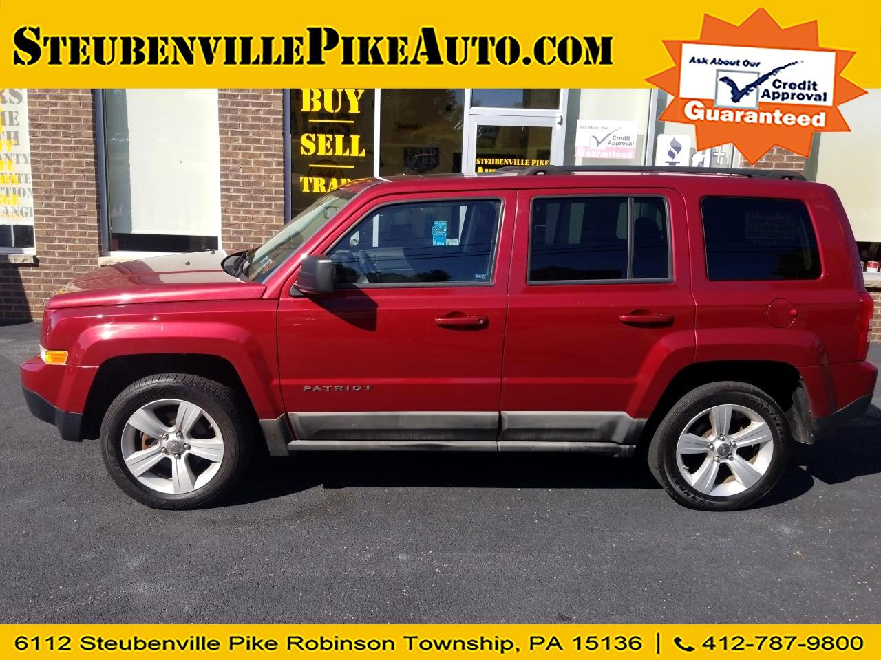 2011 Jeep Patriot 4WD