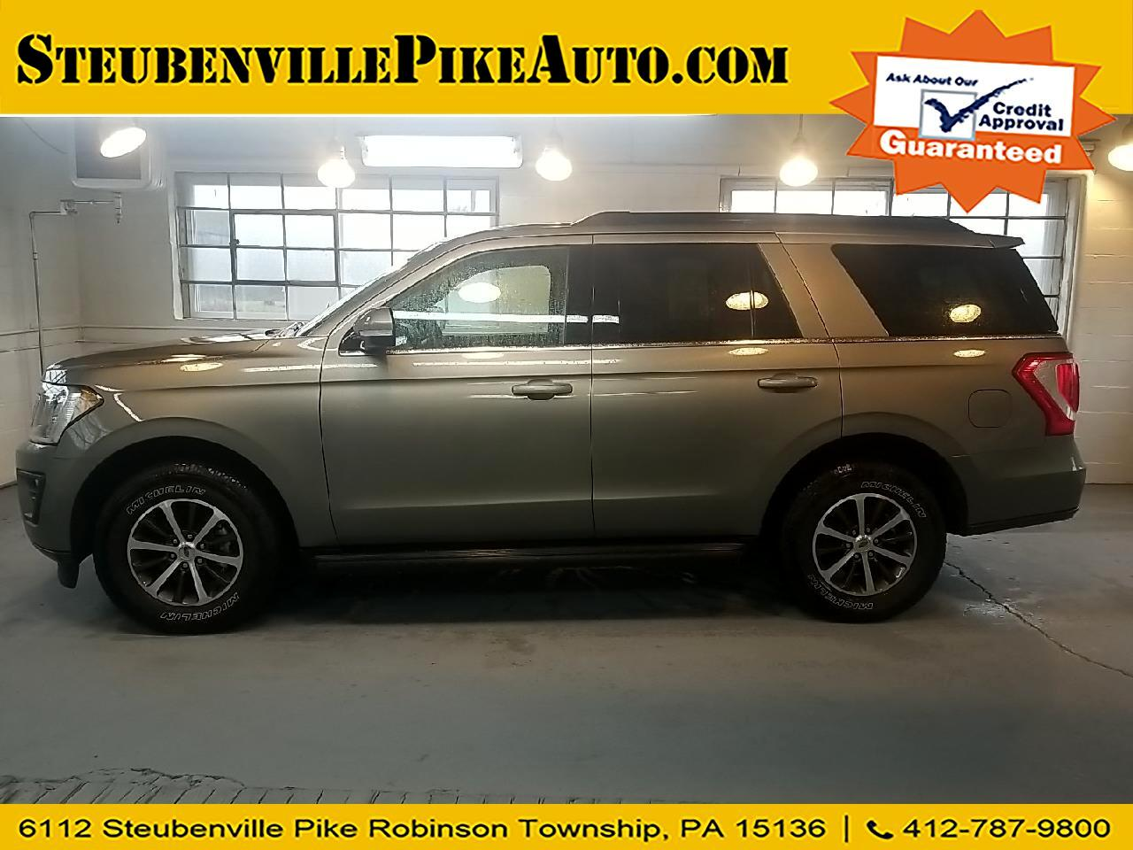Ford Expedition XLT 4WD 2019