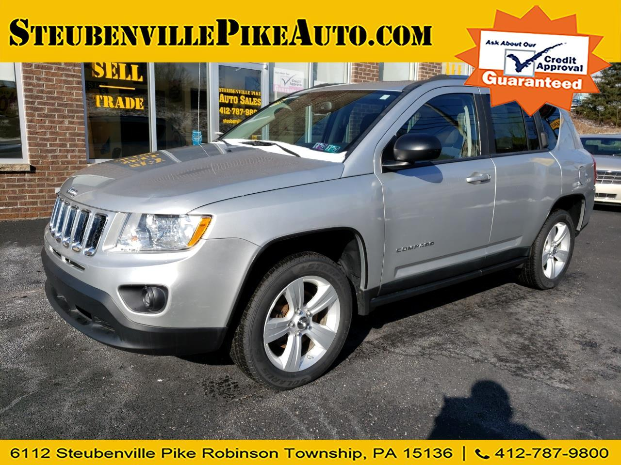 Jeep Compass Base 4WD 2011