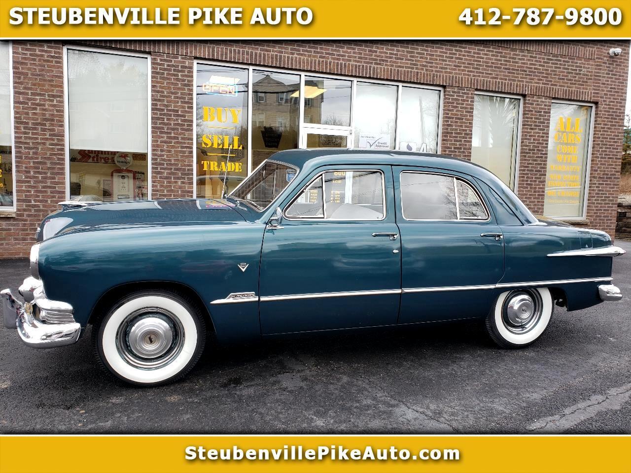 Ford Custom  1951