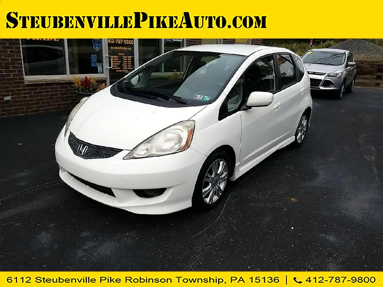 Honda Fit Sport 5-Speed AT 2009