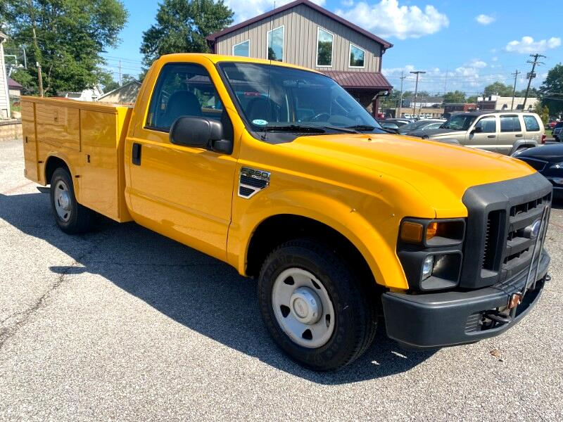 Ford F-250 SD XLT 2WD 2008