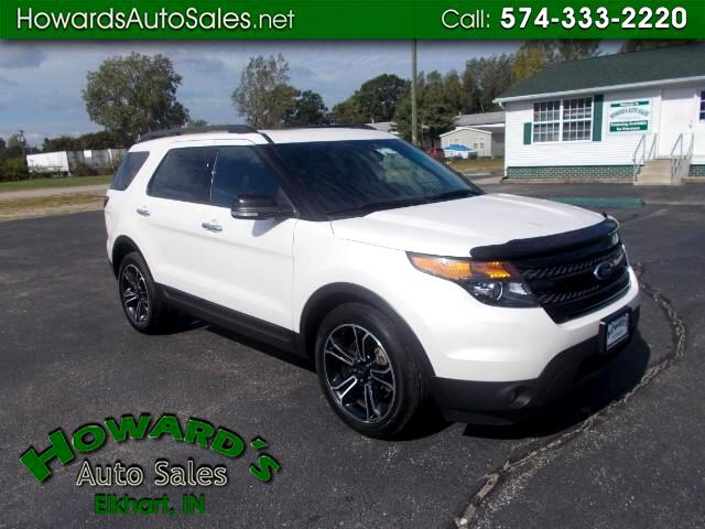 2013 Ford Explorer Sport 4WD