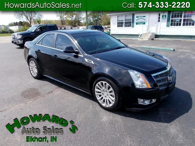 2011 Cadillac CTS 3.6L Premium AWD w/Navi