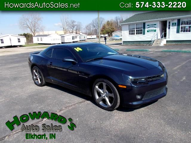 2014 Chevrolet Camaro 2LT Coupe