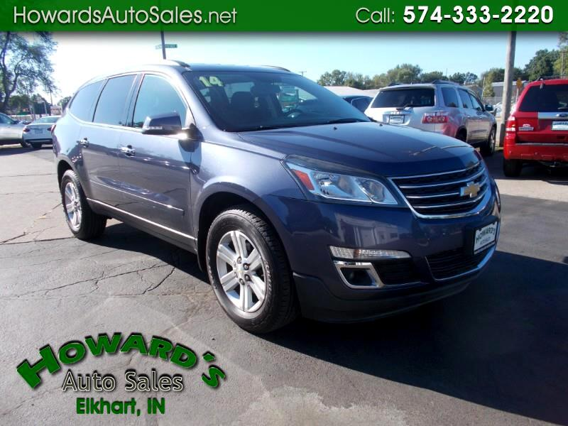 Chevrolet Traverse 1LT AWD 2014
