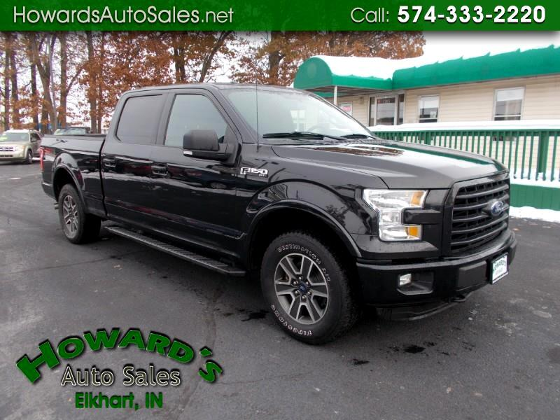 Ford F-150 FX4 SuperCrew 6.5-ft. Bed 4WD 2015