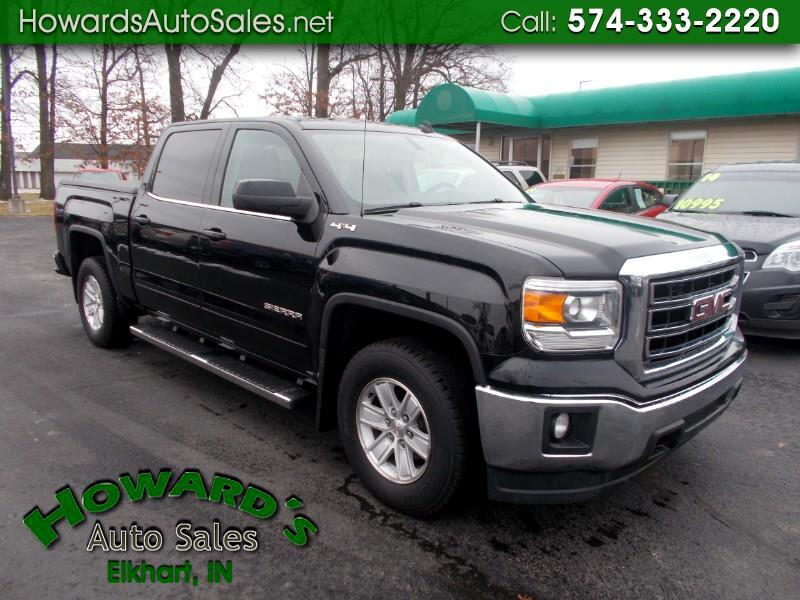 GMC Sierra 1500 SLE Crew Cab Long Box 4WD 2014