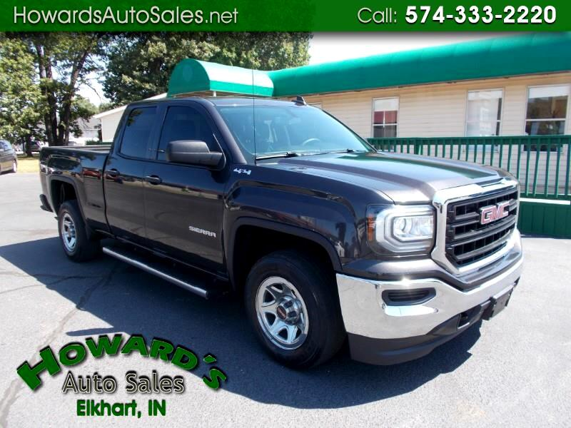 GMC Sierra 1500 Base Double Cab 4WD 2016