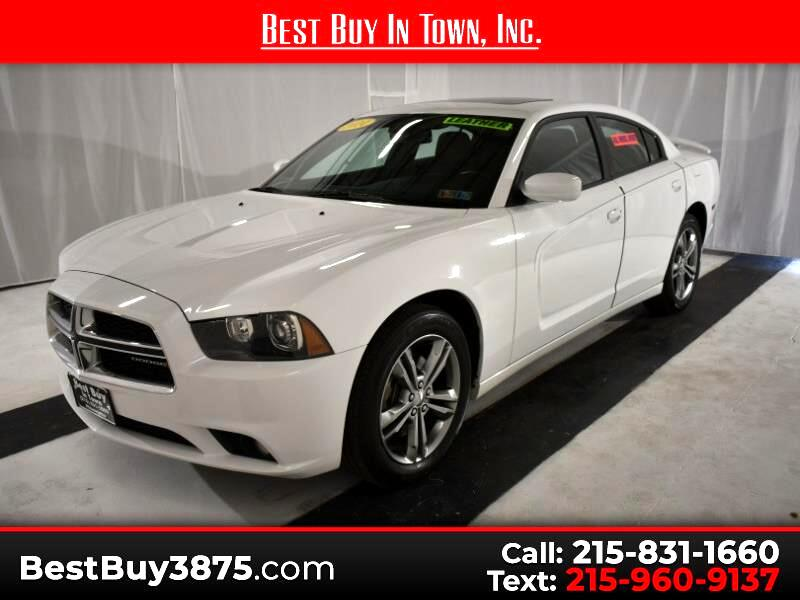 2014 Dodge Charger 4dr Sdn SXT AWD