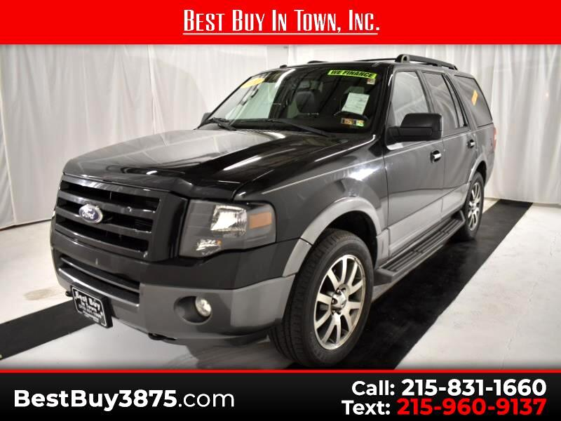 2011 Ford Expedition 4WD 4dr XLT