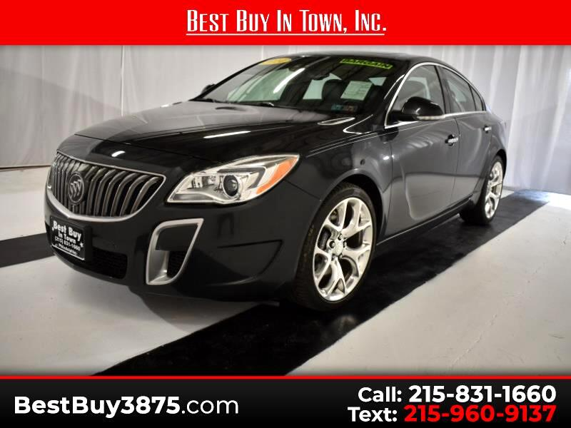 2014 Buick Regal 4dr Sdn GS FWD