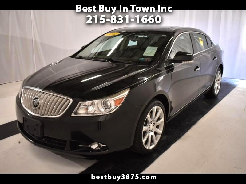 2012 Buick LaCrosse 4dr Sdn Touring FWD