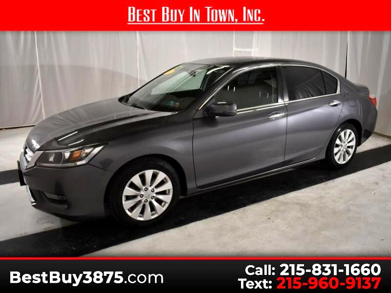 2015 Honda Accord Sedan 4dr I4 CVT EX