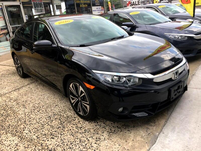 2016 Honda Civic Sedan 4dr CVT EX-T