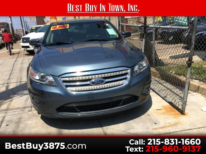 2010 Ford Taurus 4dr Sdn SEL