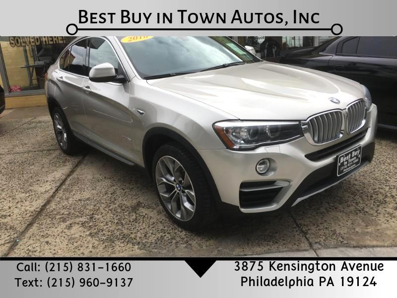BMW X4 AWD 4dr xDrive28i 2016