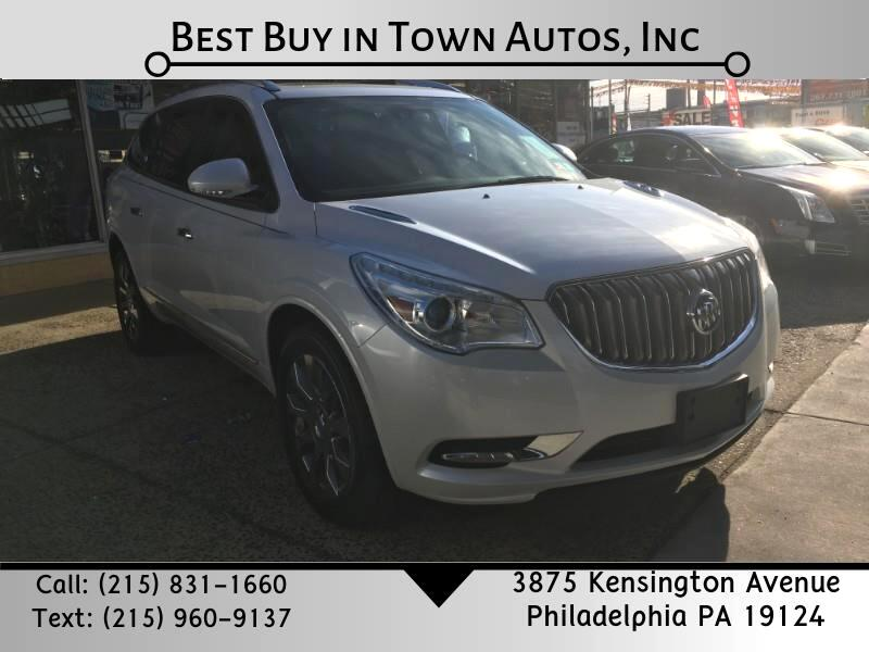 Buick Enclave AWD 4dr Leather 2016