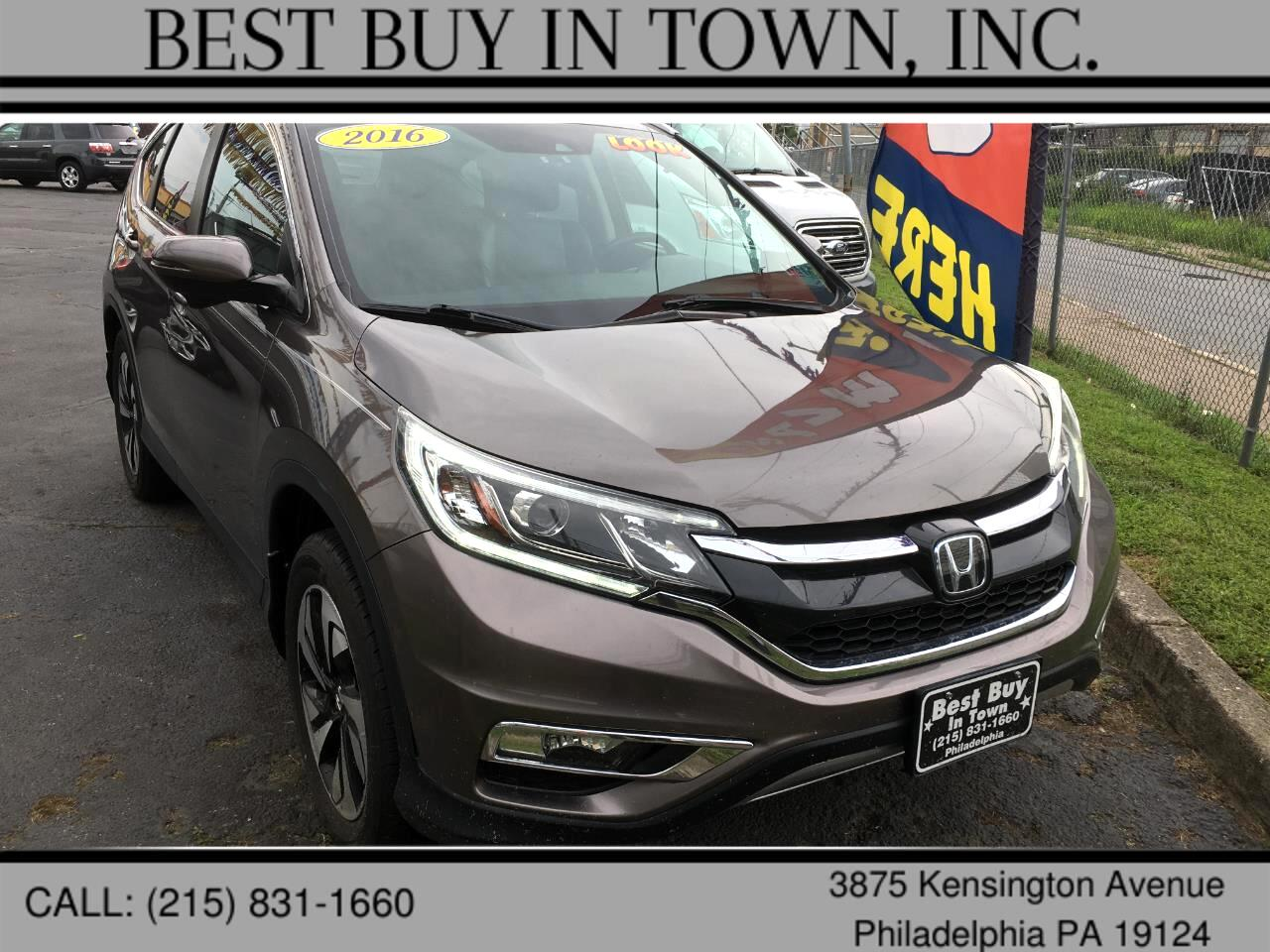 Honda CR-V AWD 5dr Touring 2016