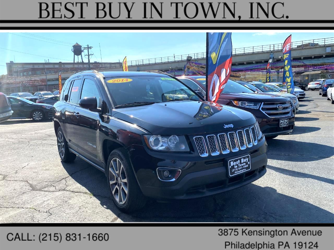 Jeep Compass 4WD 4dr Limited 2014