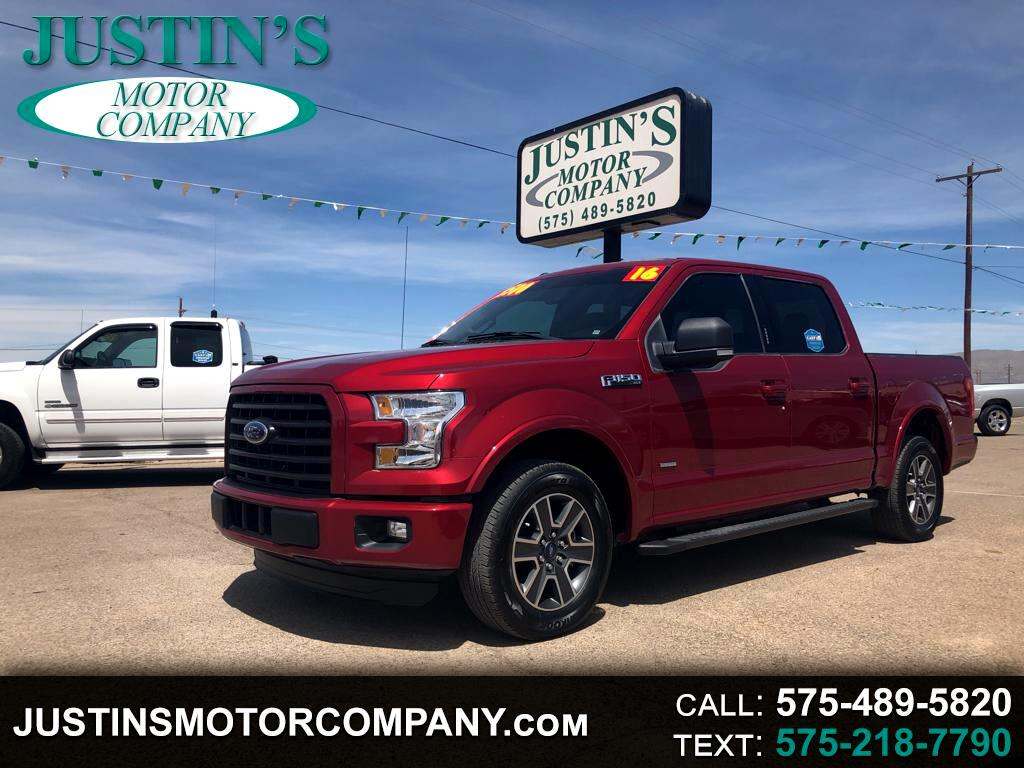 2016 Ford F-150 2WD SuperCrew 139