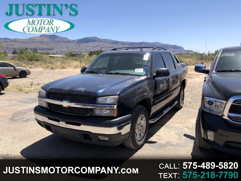 "2006 Chevrolet Avalanche 1500 5dr Crew Cab 130"" WB 2WD Z66"