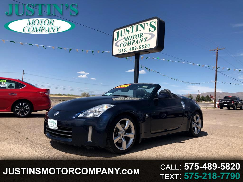 2008 Nissan 350Z 2dr Roadster Auto Touring