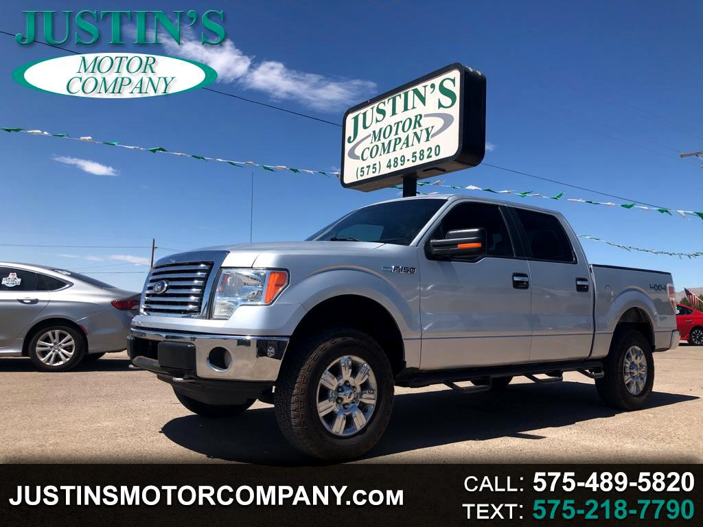 2012 Ford F-150 4WD SuperCrew 139
