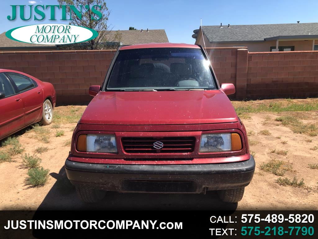 1991 Suzuki Sidekick 4dr JLX Hard Top 5-Spd