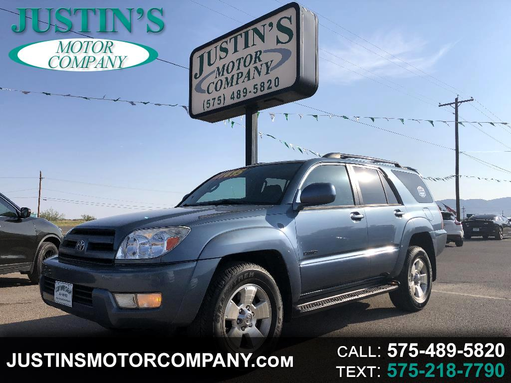 2005 Toyota 4Runner 4dr Limited V6 Auto (Natl)