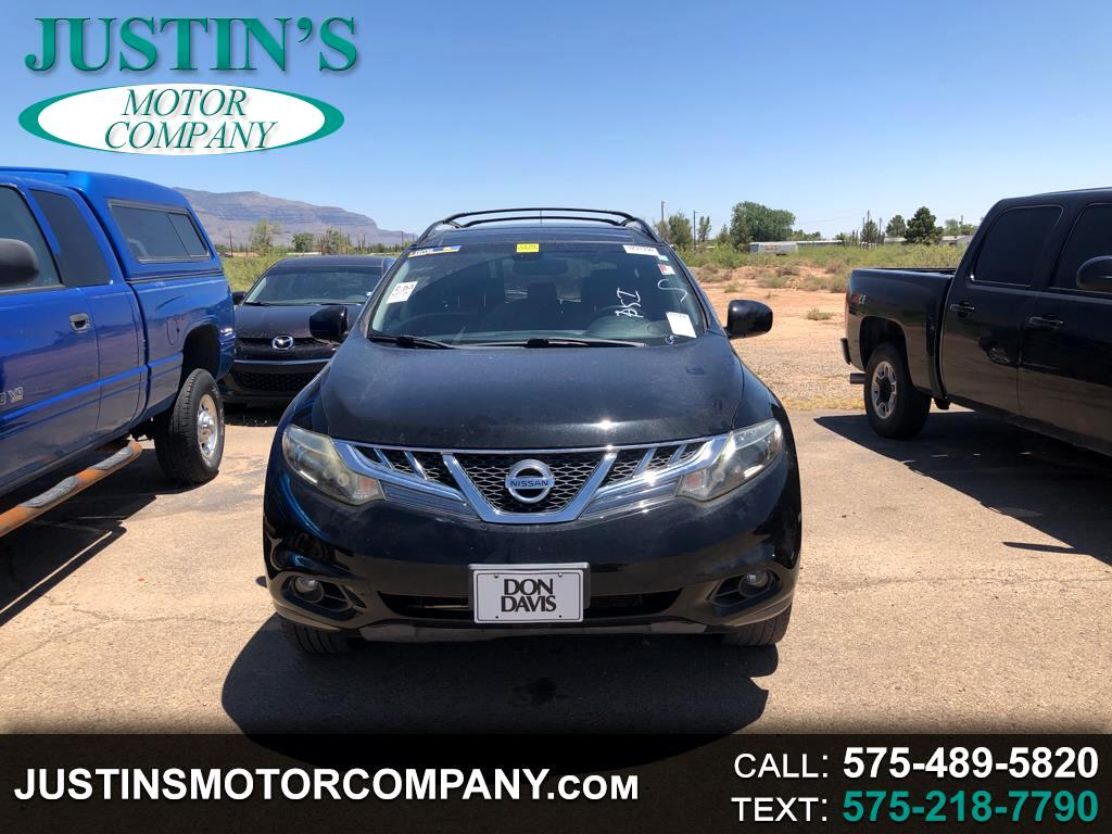2011 Nissan Murano 2WD 4dr LE