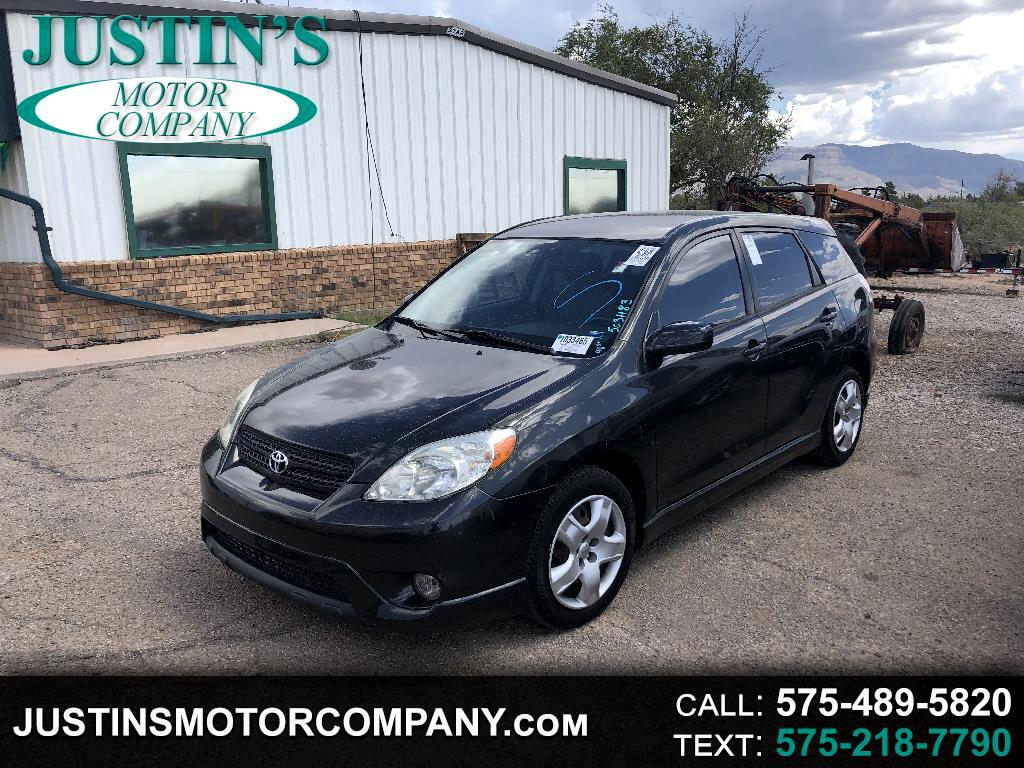 2005 Toyota Matrix 5dr Wgn Auto XR (Natl)