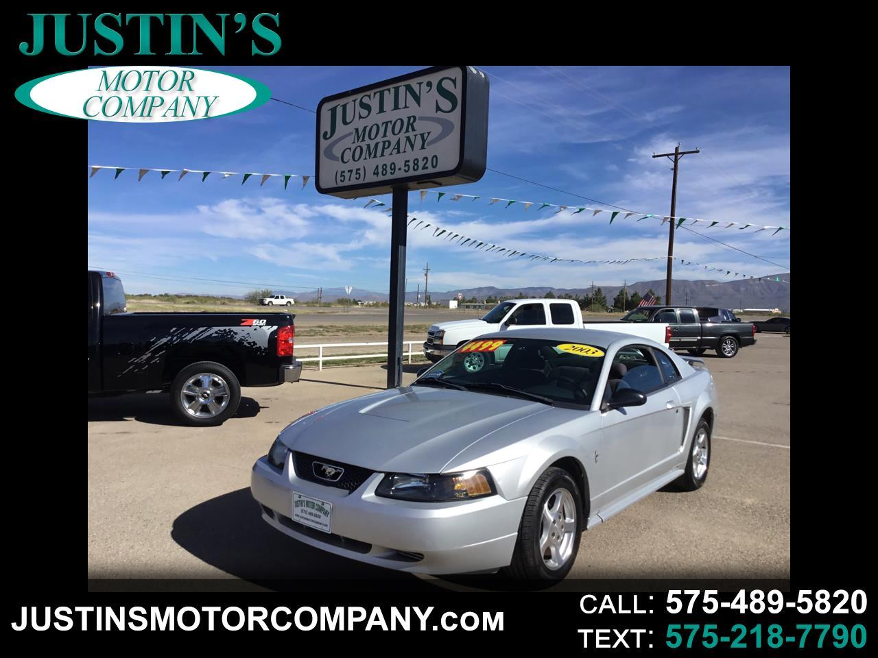 2003 Ford Mustang 2dr Cpe Standard
