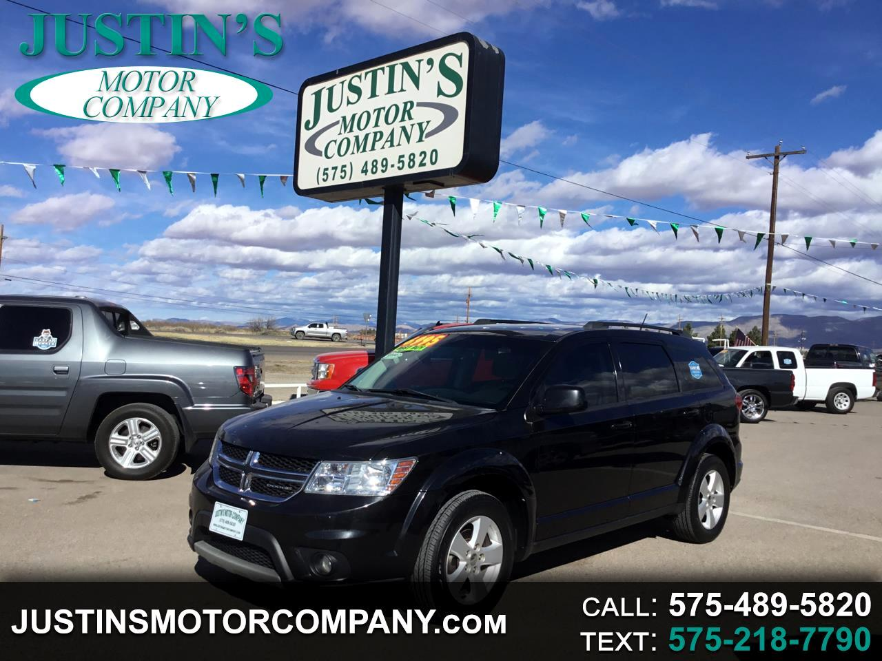 2011 Dodge Journey FWD 4dr Mainstreet