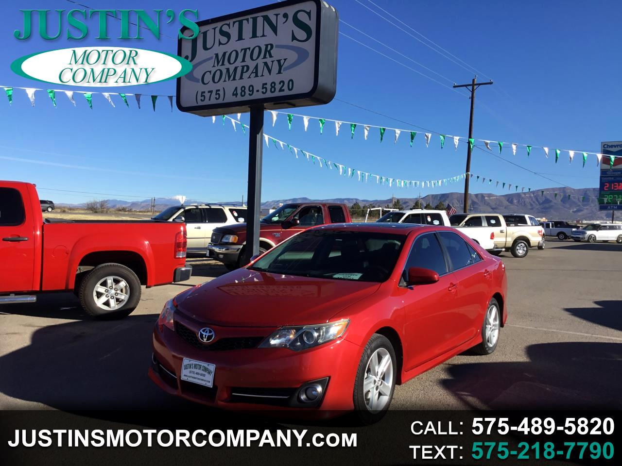 2012 Toyota Camry 4dr Sdn I4 Auto L (Natl)