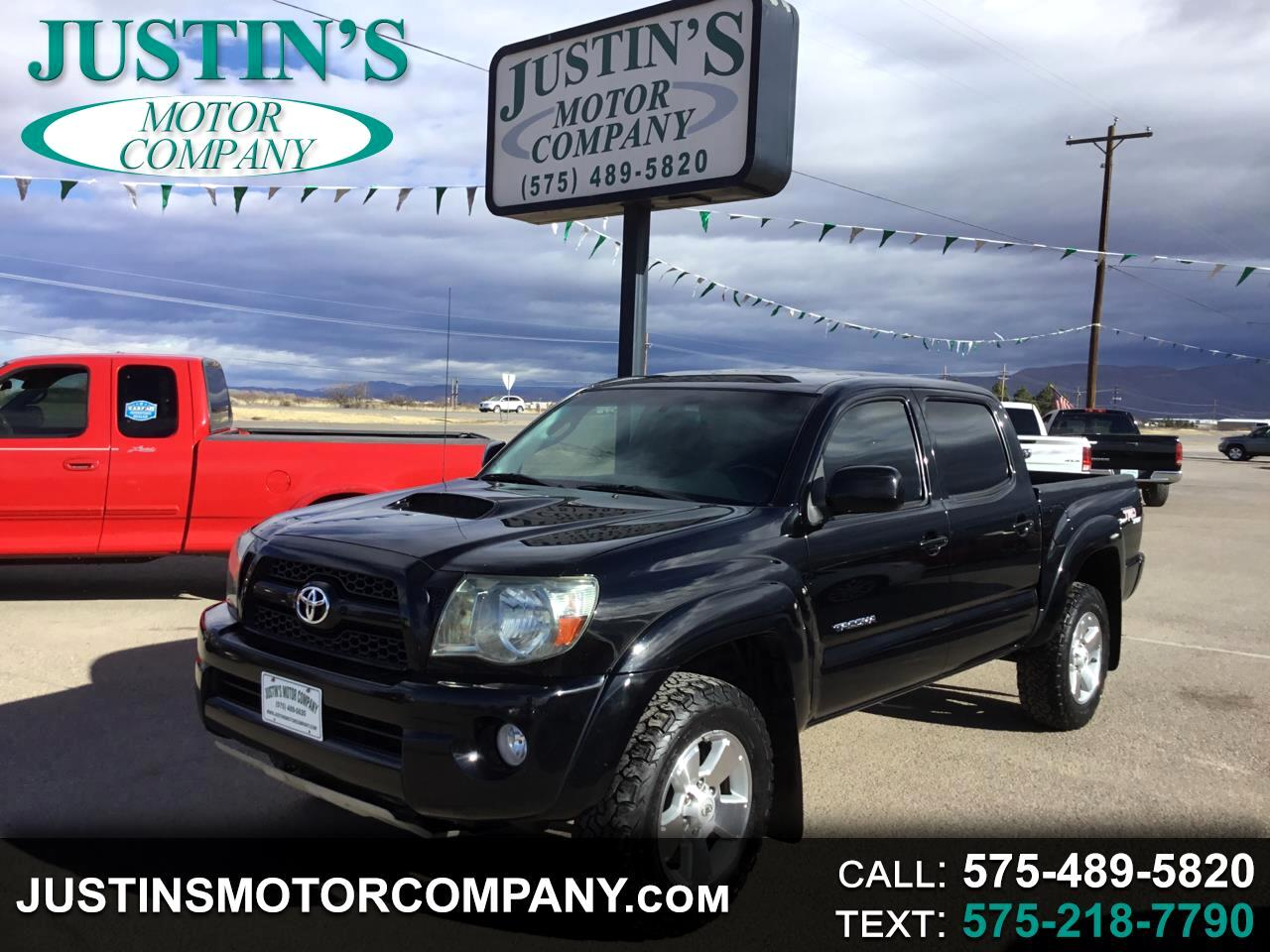2011 Toyota Tacoma 4WD Double Cab V6 AT TRD Sport (Natl)