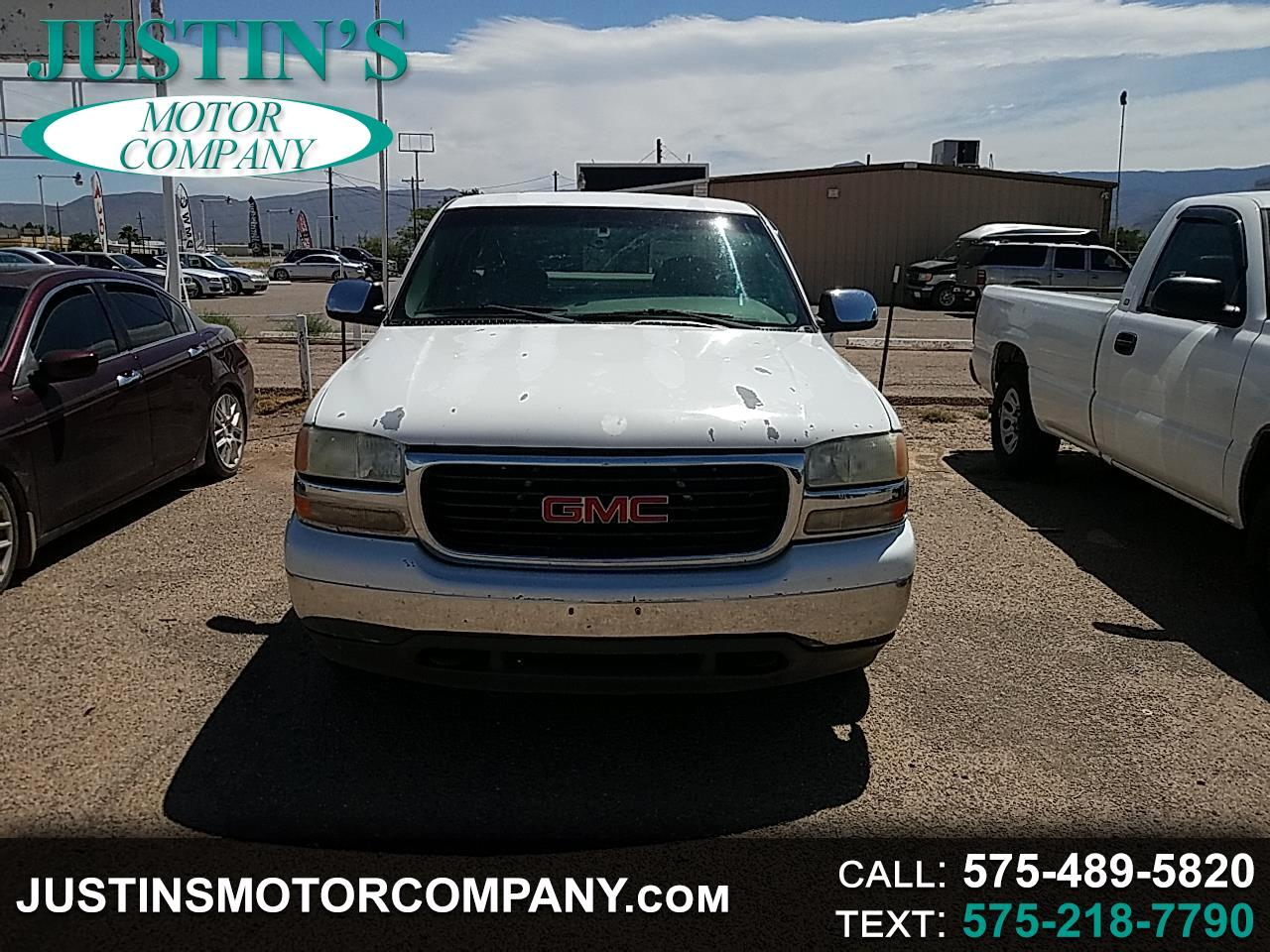 2000 GMC New Sierra 1500 4dr Ext Cab 143.5