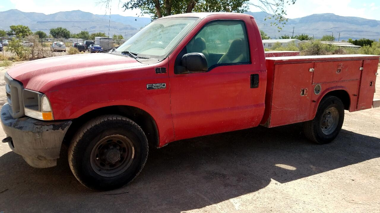 2004 Ford Super Duty F-250 Reg Cab 137