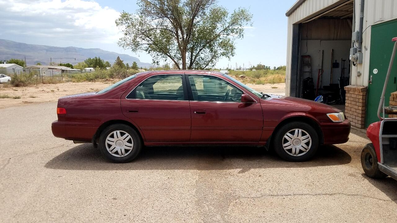 2001 Toyota Camry 4dr Sdn CE Manual (Natl)