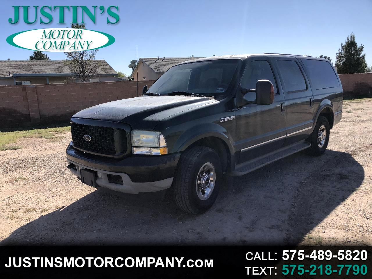 "Ford Excursion 137"" WB 6.8L Limited 2003"