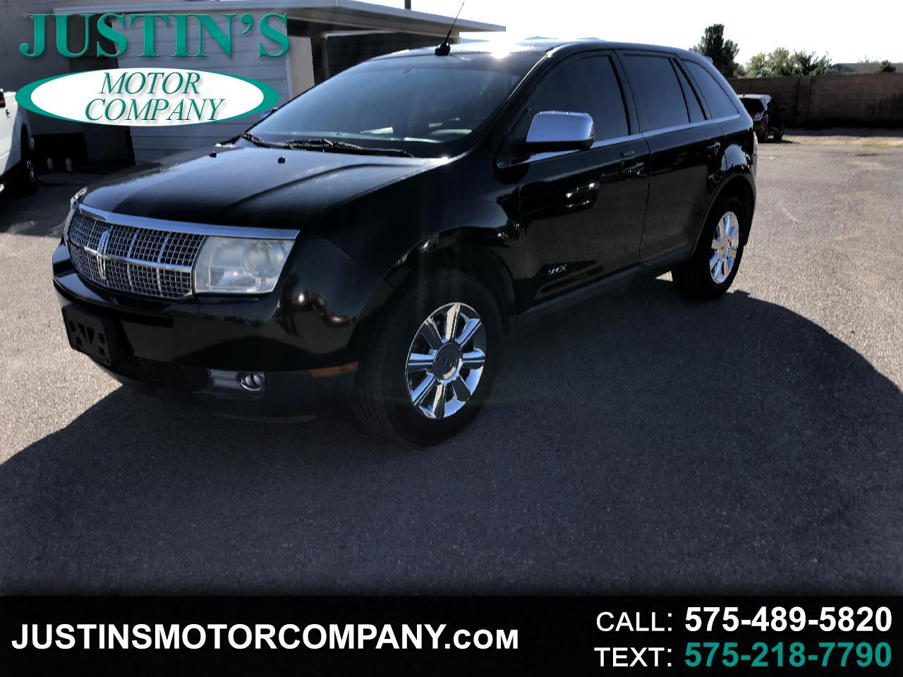 Lincoln MKX FWD 4dr 2007