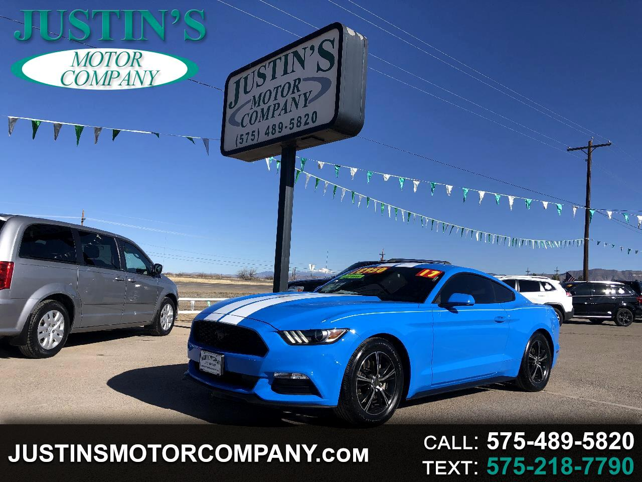 Ford Mustang V6 Fastback 2017