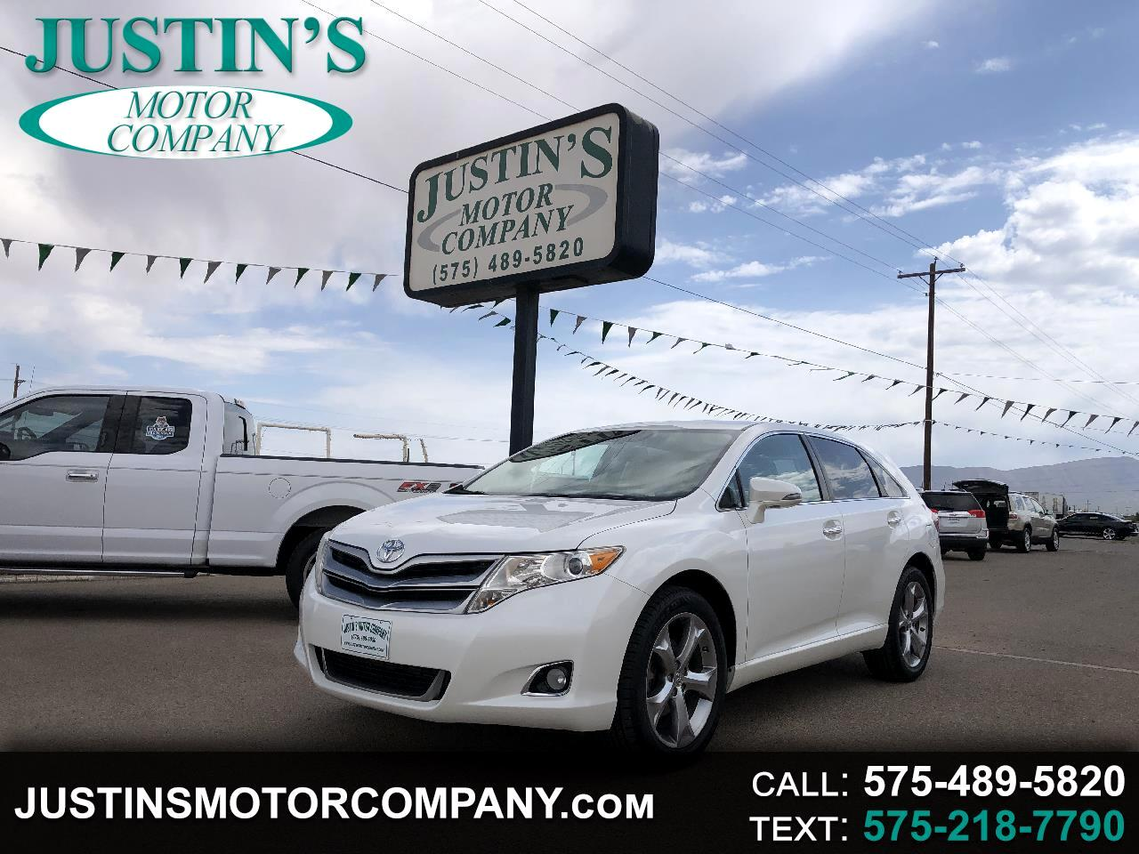 Toyota Venza 4dr Wgn V6 AWD Limited (Natl) 2014