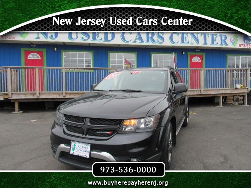 Dodge Journey Crossroad FWD 2017
