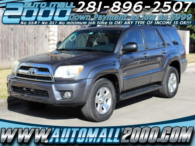 Toyota 4Runner Sport Edition 2WD 2007