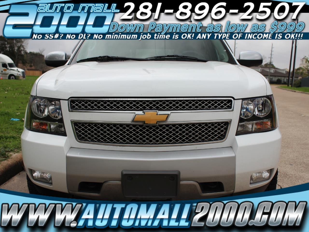 2008 Chevrolet Suburban 4dr 1500 4WD Z71 Off Road