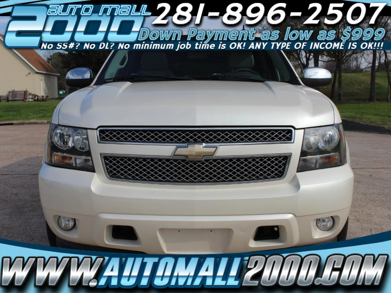 2008 Chevrolet Suburban 4dr 1500 4WD LTZ