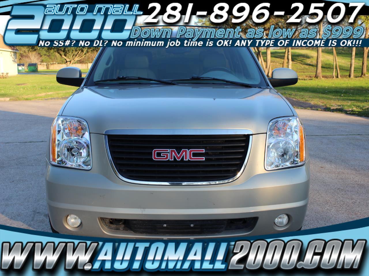 GMC Yukon SLT 2WD 2007