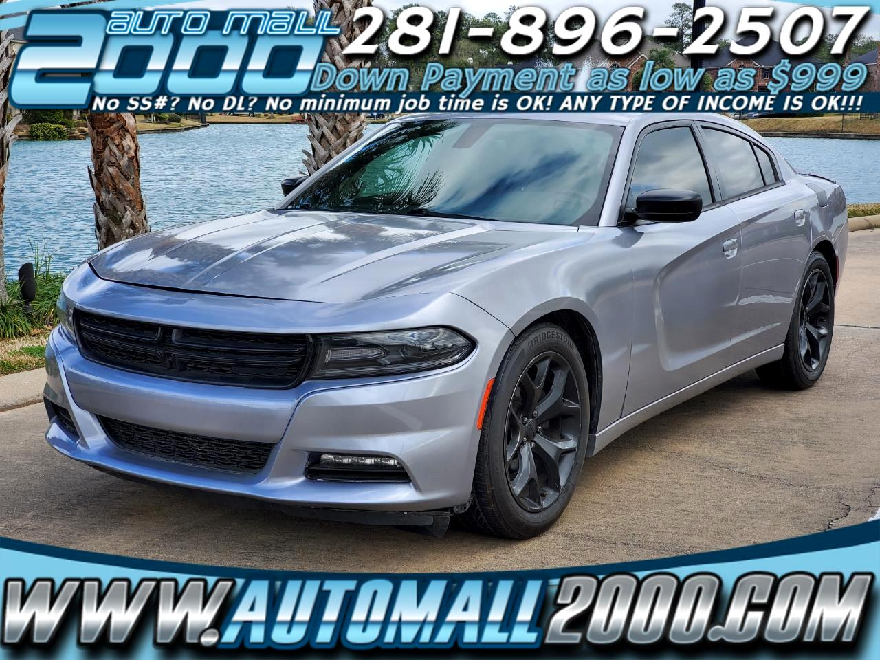 Dodge Charger SXT Plus 2015
