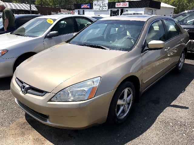 2003 Honda Accord EX-L Sedan